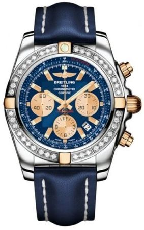 Breitling Chronomat 44  Men's Watch IB011053/C790-LST
