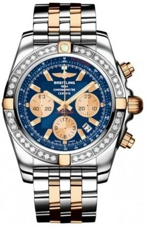 Breitling Chronomat 44  Men's Watch IB011053/C790-TT