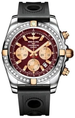 Breitling Chronomat 44  Men's Watch IB011053/K524-ORD