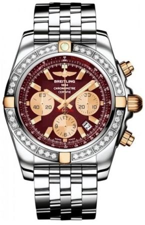 Breitling Chronomat 44  Men's Watch IB011053/K524-SS