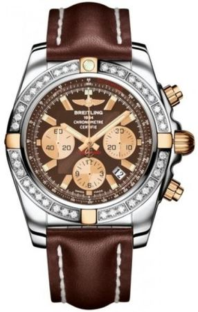 Breitling Chronomat 44  Men's Watch IB011053/Q576-LST