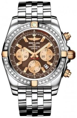 Breitling Chronomat 44  Men's Watch IB011053/Q576-SS