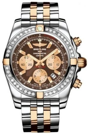 Breitling Chronomat 44  Men's Watch IB011053/Q576-TT