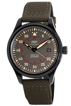 Iwc Iw324702 Pilot S Top Gun Men S Watch Watchmaxx Com