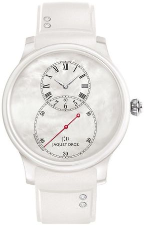 Jaquet Droz Grande Seconde Ceramic  Women's Watch J003036208
