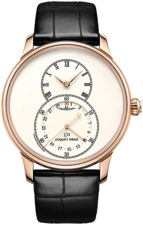 Jaquet Droz Grande Seconde Quantieme 43mm  Men's Watch J007033200