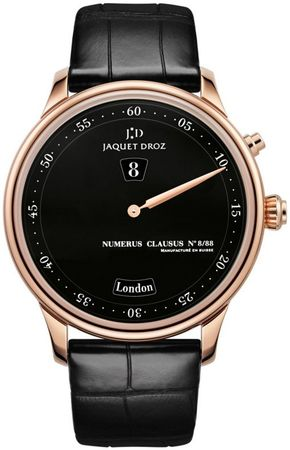 Jaquet Droz Astrale Twelve Cities  Men's Watch J010133202