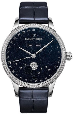 Jaquet Droz Astrale Eclipse 39mm Women's Watch J012610271
