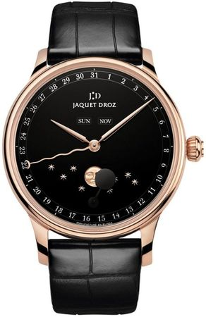 Jaquet Droz Astrale Eclipse 43mm Men's Watch J012633202
