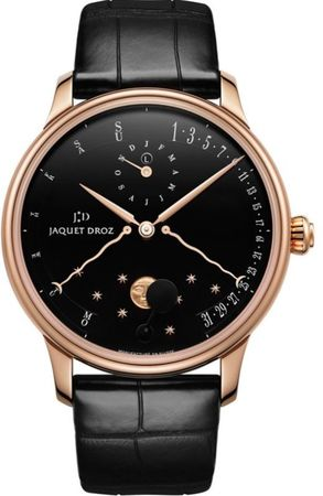 Jaquet Droz Astrale Quantieme Perpetual Eclipse  Men's Watch J030533200