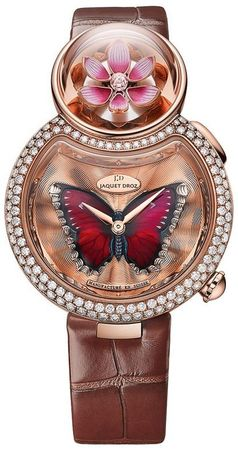 Jaquet Droz Lady 8 Flower Automata  Women's Watch J032003200
