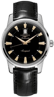 Longines Heritage   Men's Watch L1.645.4.52.4