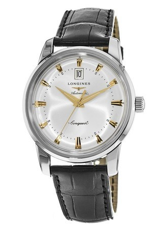 Longines Conquest Heritage  Men's Watch L1.645.4.75.4
