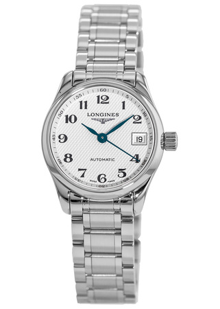 Longines Master Collection Automatic 25.5mm  Women's Watch L2.128.4.78.6