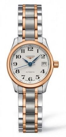 Longines Master   Women's Watch L2.128.5.79.7