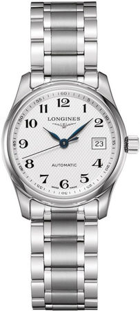 Longines Master Collection Automatic 29mm  Women's Watch L2.257.4.78.6