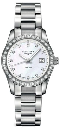 Longines Conquest Automatic  Women's Watch L2.285.0.87.6