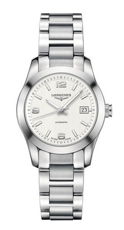 Longines Conquest Automatic  Women's Watch L2.285.4.76.6