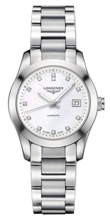 Longines Conquest Automatic  Women's Watch L2.285.4.87.6