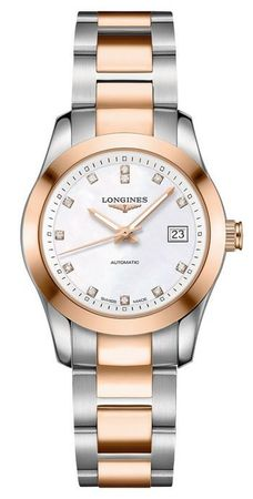 Longines Conquest Automatic  Women's Watch L2.285.5.87.7