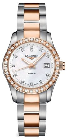 Longines Conquest Automatic  Women's Watch L2.285.5.88.7