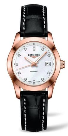Longines Conquest Classic Automatic  Women's Watch L2.285.8.87.3