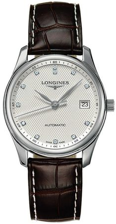 Longines Master Automatic  Unisex Watch L2.518.4.77.3