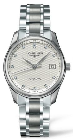 Longines Master Collection Automatic 36mm  Unisex Watch L2.518.4.77.6