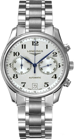 Longines Master Collection Automatic 38.5mm  Men's Watch L2.669.4.78.6