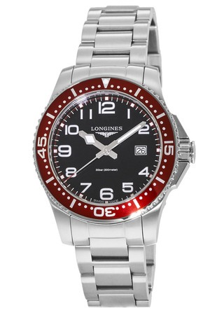 Longines Hydroconquest   Men's Watch L3.688.4.59.6