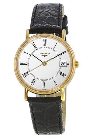Longines Presence   Women's Watch L4.320.2.11.2