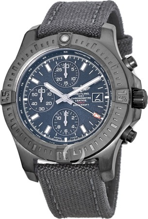 Breitling Colt Chronograph Automatic Blacksteel Men's Watch M1338810/BF01-109W