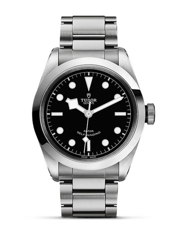 Tudor Heritage Black Bay Series 41 Stainless Steel Men's Watch M79540-0001