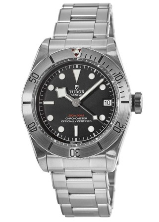Tudor Heritage Black Bay Steel 41 Black Dial Men's Watch M79730-0001