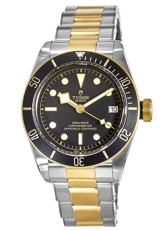 Tudor Heritage Black Bay Series 41 Steel And Yellow Gold Men's Watch M79733N-0002