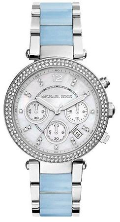 Michael Kors   Chronograph Parker Chambray Women's Watch MK6138