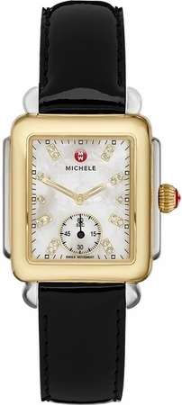 Michele Deco 16 Two Tone Women's Watch MWW06V000047