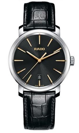 Rado Diamaster XL Quartz  Men's Watch R14078165