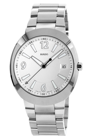 Rado D-Star  42mm Silver Dial Steel Men's Watch R15943103