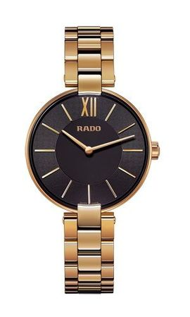 Rado Coupole M Quartz  Women's Watch R22851163