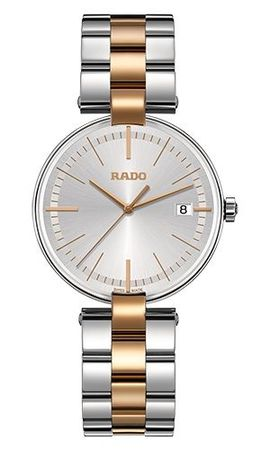 Rado Coupole L Quartz  Unisex Watch R22852183