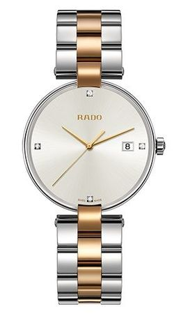 Rado Coupole L Quartz Jubile  Unisex Watch R22852713