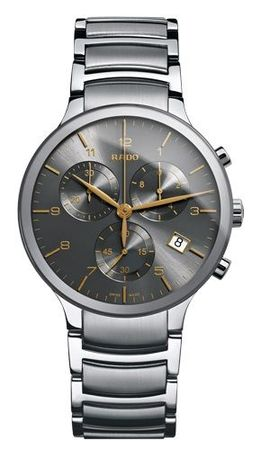 Rado Centrix XL Quartz Chronograph  Men's Watch R30122103