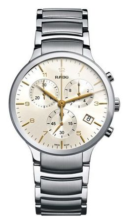 Rado Centrix XL Quartz Chronograph  Men's Watch R30122113