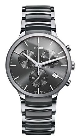 Rado Centrix XL Quartz Chronograph  Men's Watch R30122122