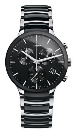 Rado Centrix XL Quartz Chronograph  Men's Watch R30130152