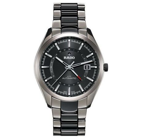 Rado Hyperchrome  Black Ceramic Men's Watch R32165152