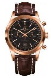 Breitling Transocean Chronograph 38  Men's Watch R4131012/BC07-725P