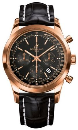 Breitling Transocean Chronograph  Men's Watch RB015212/BB16-743P