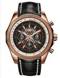 Breitling Bentley   Men's Watch RB043112/BC70-761P